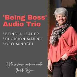 Being Boss Audio Trio